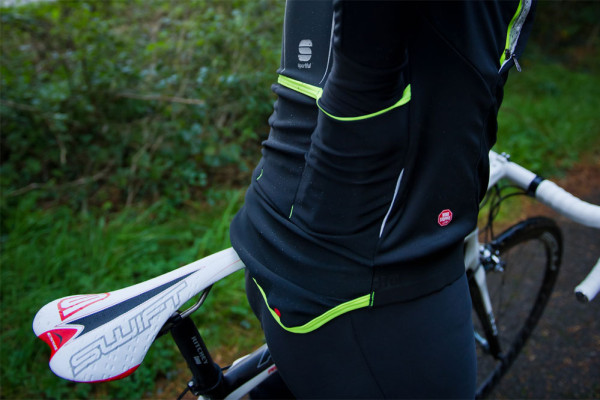 Sportful extreme jacket