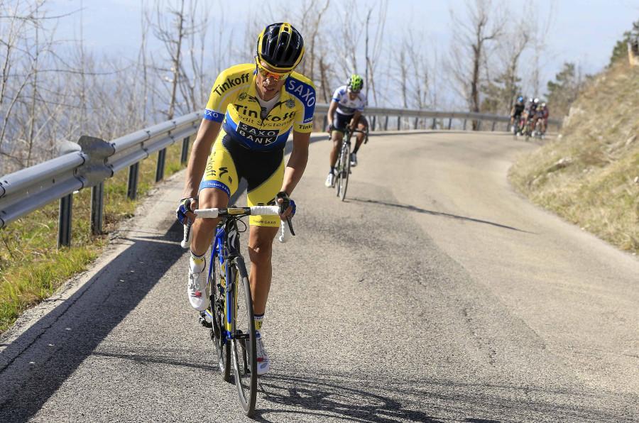 Contador - Tirreno Adriatico 2014