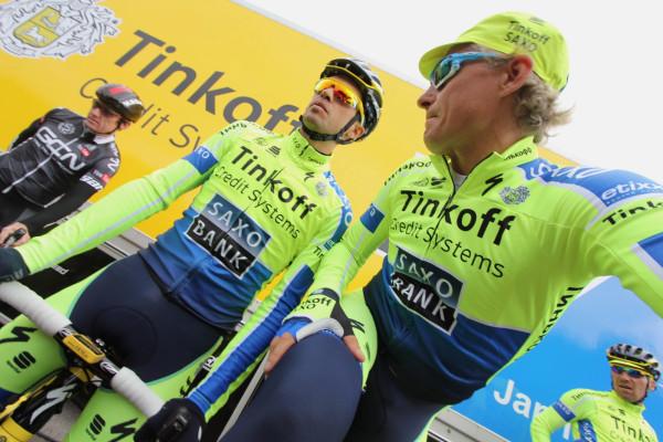Oleg and Contador