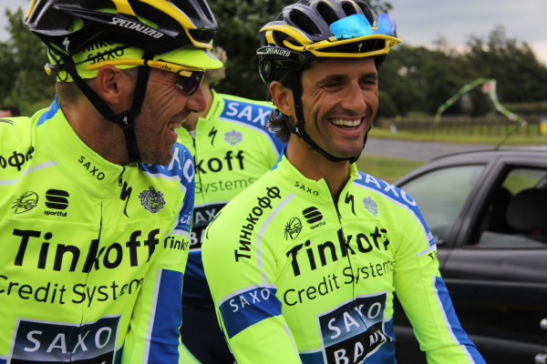 Tosatto and Bennati