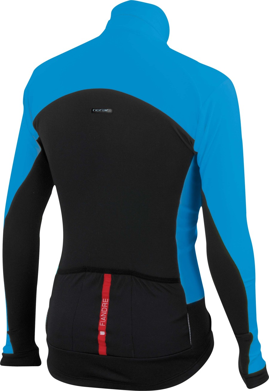 Fiandre Light Wind Jersey Rear