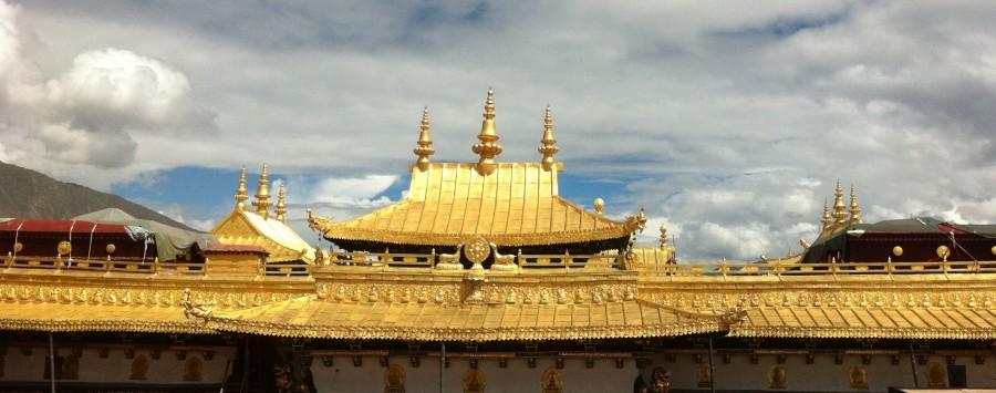 tempio del jokhang a lhasa