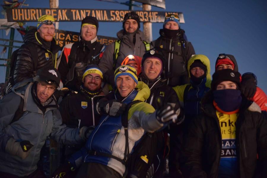 Tinkof-Saxo - Kilimanjaro - Nov 2014 - 005