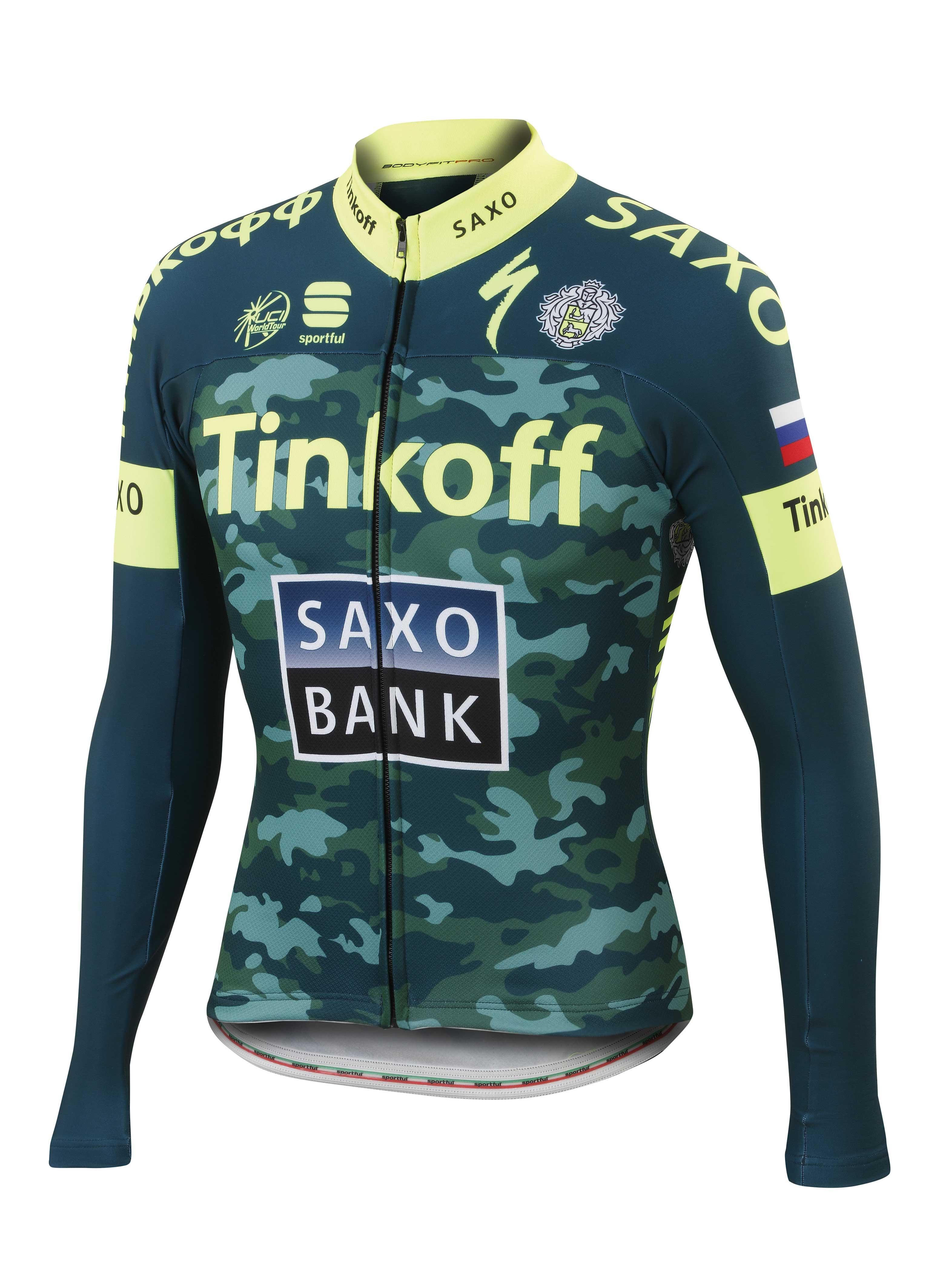 TinkoffCamoJersey TinkoffCamoLS. Saxo Tinkoff 8d014cf47