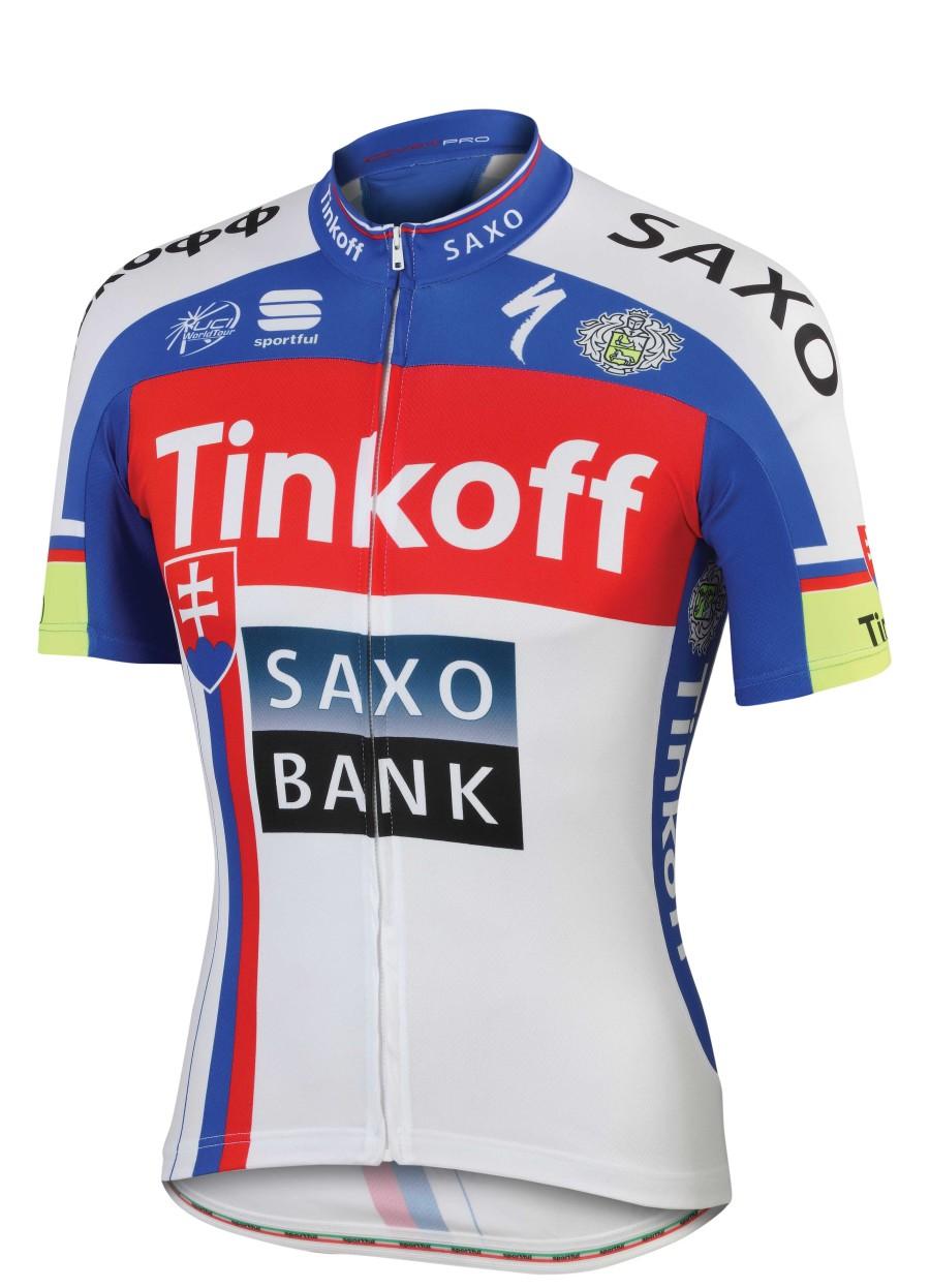 TinkoffSaganJersey