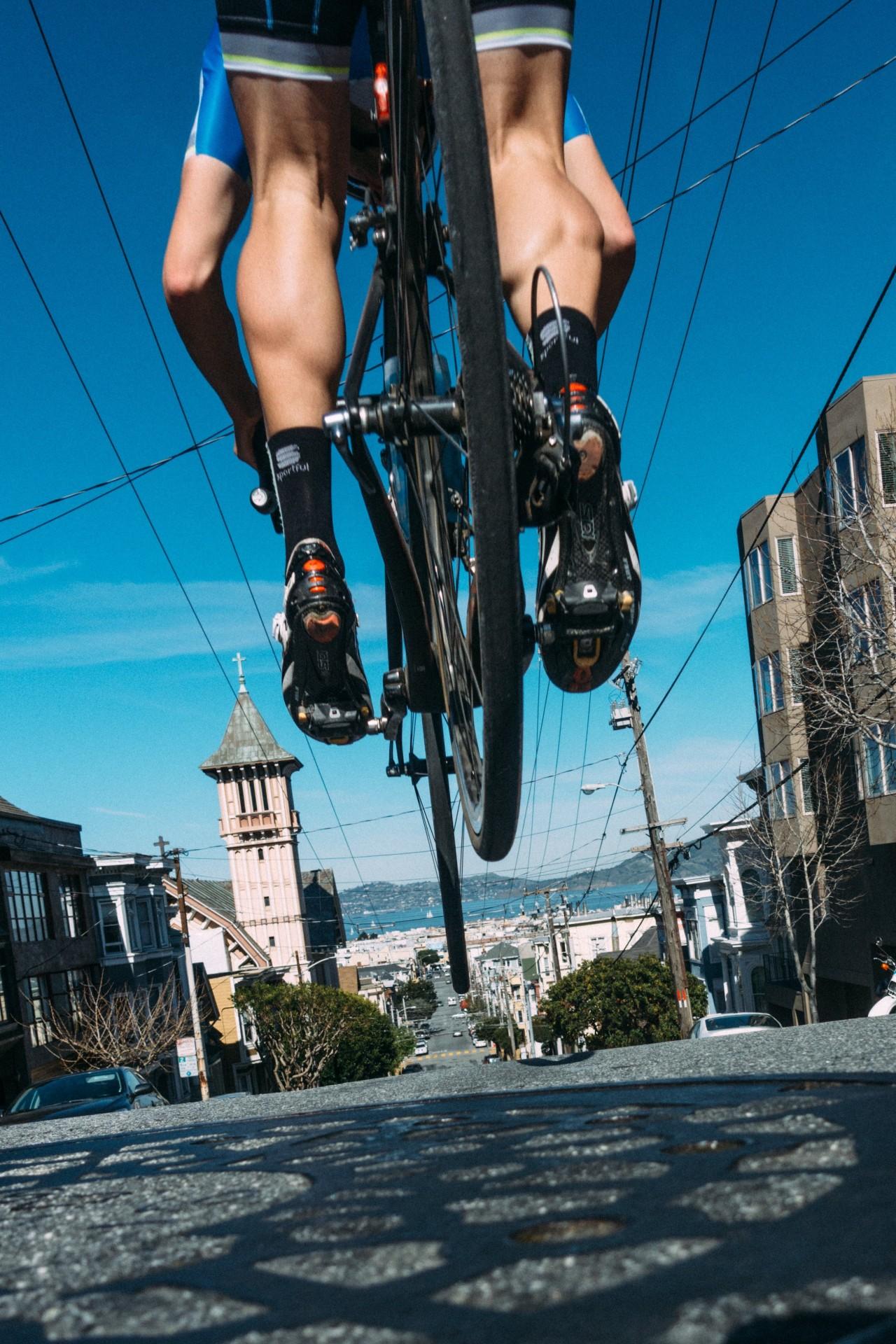 Recreating Bullitt - on a bike