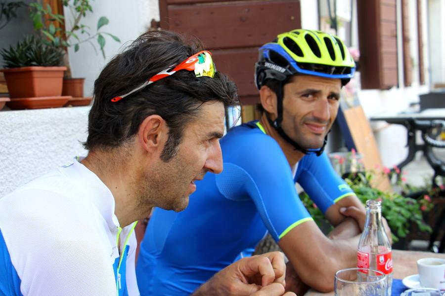 Andrea Peron & Daniele Bennati