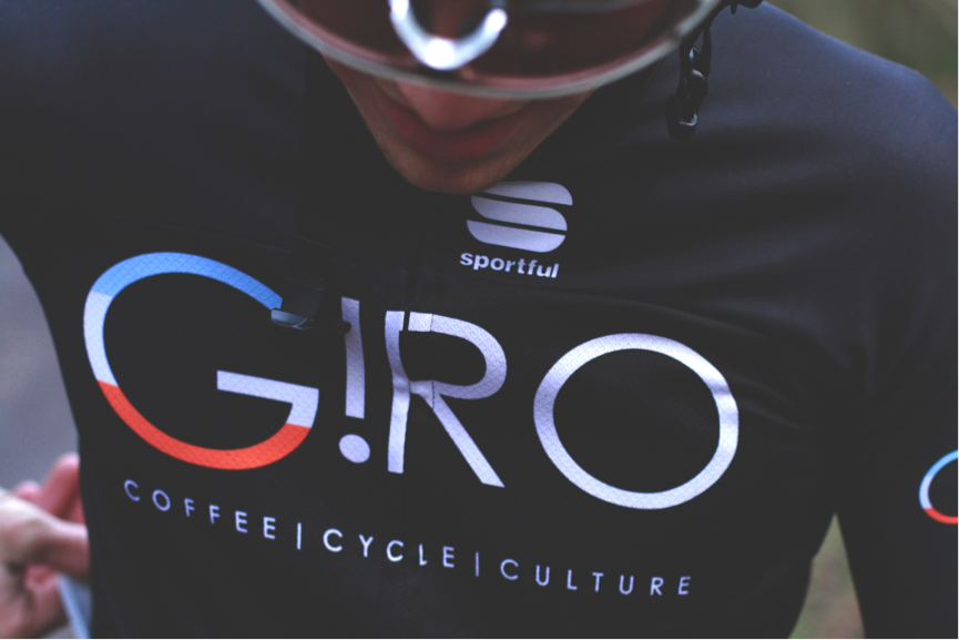 A favourite combination, coffee and cycling - Caffeinated vibes from Sportful retailer G!RO Cycles.