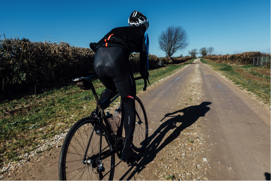 For all the limitations of the bike and bike rider – Fiandre apparel proves to be the truly versatile choice for all conditions – it's legit!