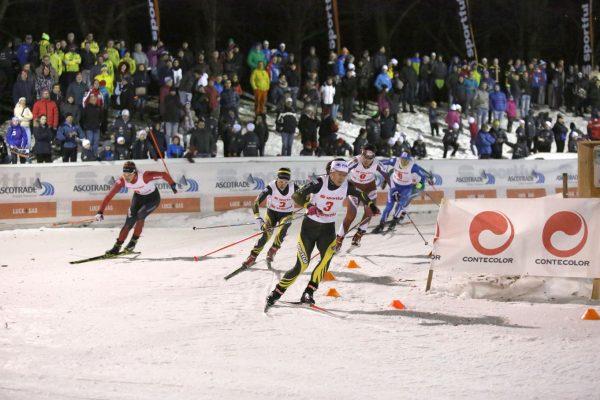 Fasi di gara femminile - Campionati Italiani Assoluti Sprint Pra' del Moro